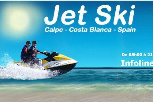 jet ski costa blanca en Alicante