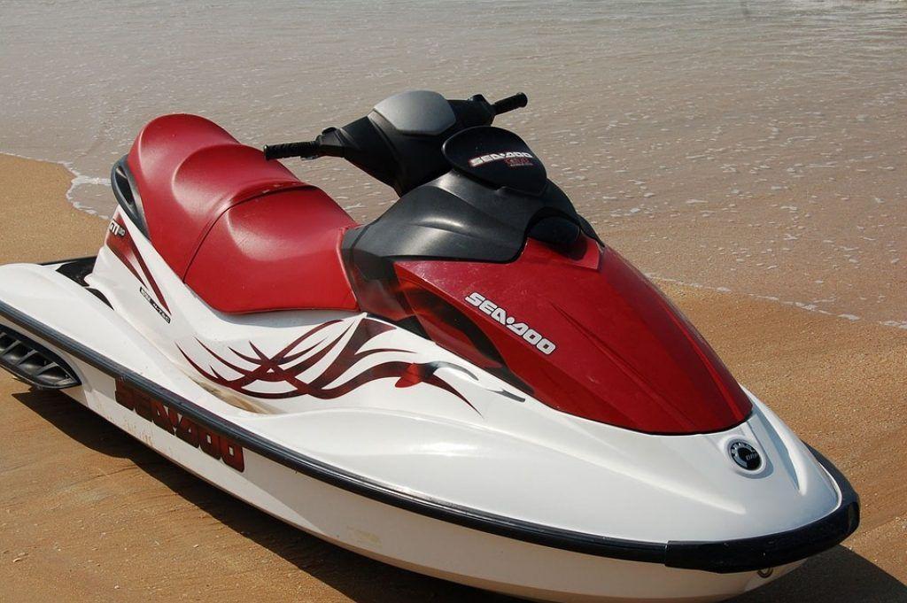 Alquiler de motos de agua en Almería