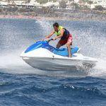 alquiler motos de agua Lanzarote