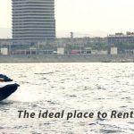 Alquiler de Motos de Agua en Barcelona
