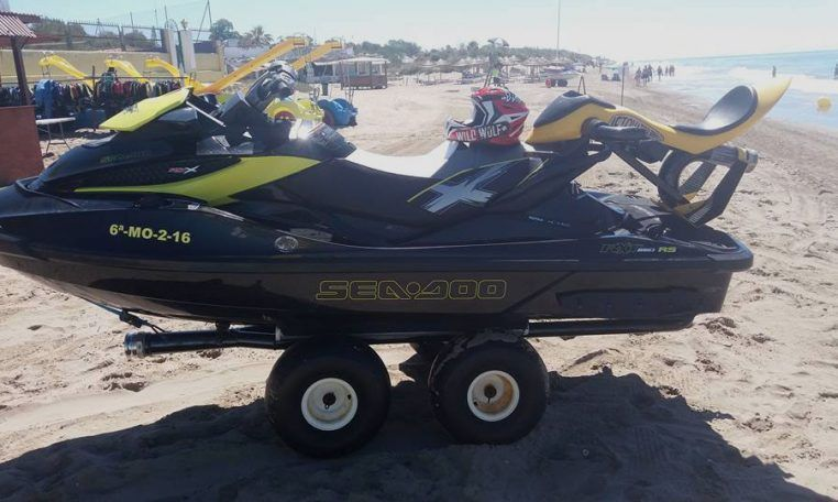 Alquiler de Motos de Agua en Fuengirola