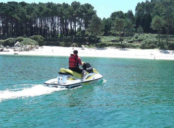 Alquiler de motos de agua en Pontevedra: Sanxenxo, Vigo, Vilagarcia de Arosa…