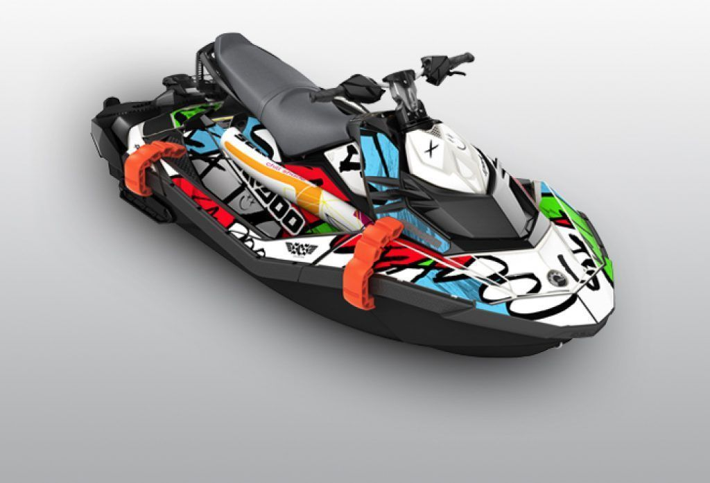 Sea Doo Spark GraphicKit